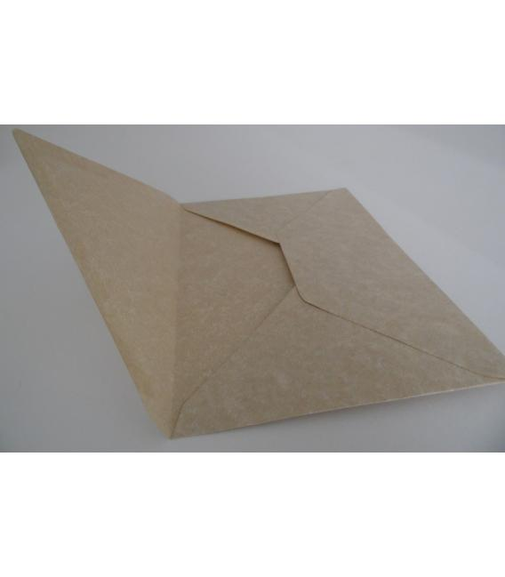 20 envelopes GRAY 114x162 C6 Lagoon Parchment
