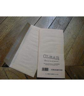10 envelopes tracing paper laid paper buff 110X220 100G