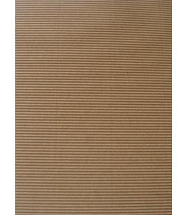 10 foils brown corrugated paperboard microflute A5