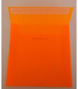 Translucent fluo envelope 100g