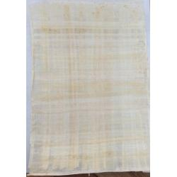 Papyrus Artsanal veritable 5 feuilles FT+/- 24X34