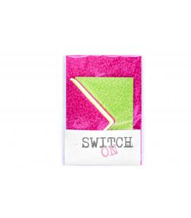 POCHETTE FANTAISIE - MULTICOULEUR -SWITCH ON